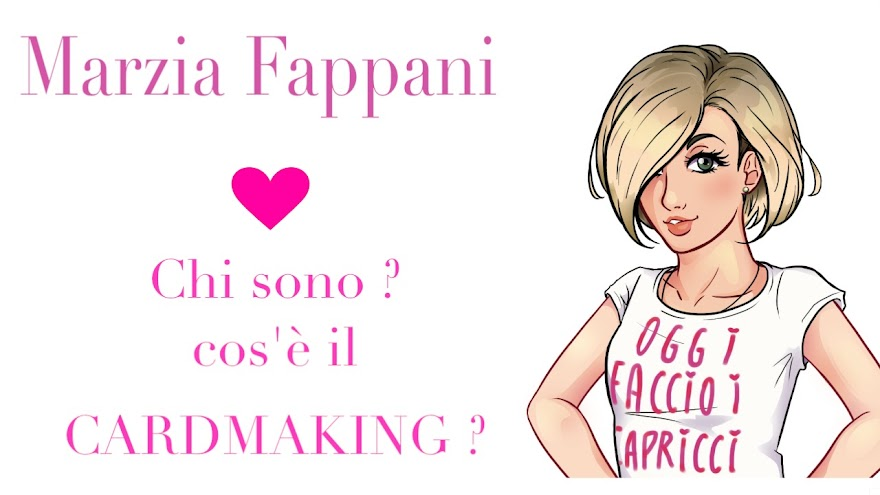 ❤ Card by Marzia Fappani  ❤