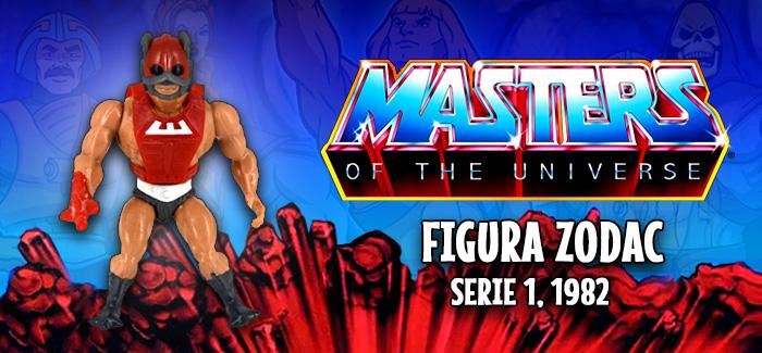Masters del universo: Zodac (Mattel, 1982)