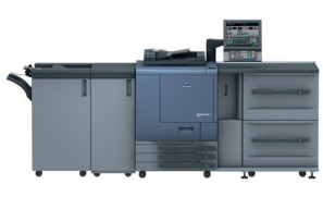 Konica Minolta Bizhub PRESS C7000