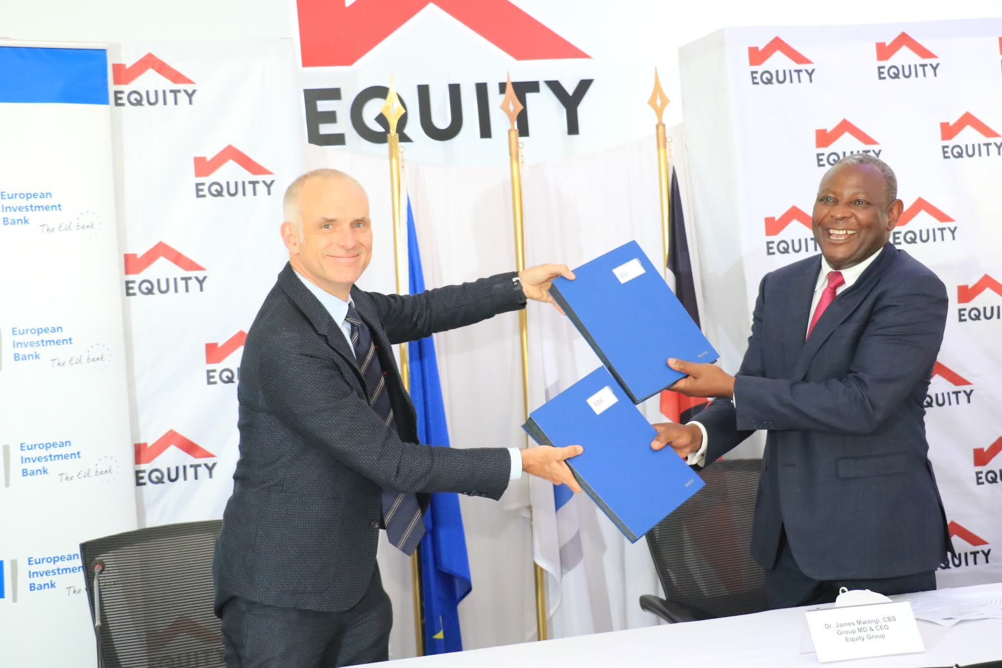 Equity Bank -EIB Partnership