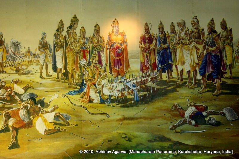Kurukshetra War Night 10 Indus Heartstrings