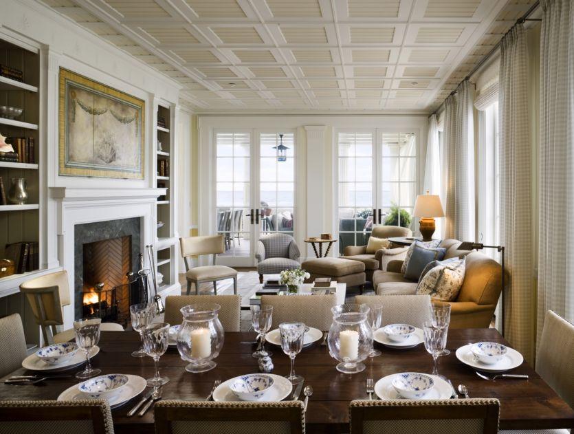 New Home Interior Design: Robert A.M. Stern