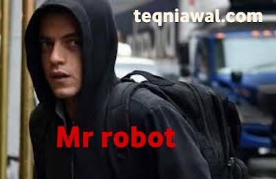 Mr robot- أفضل المسلسلات
