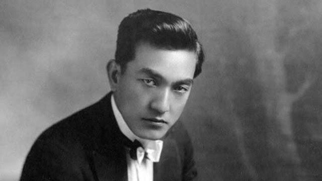 Sessue Hayakawa e o escândalo de paternidade