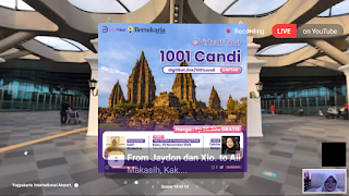 Virtual tour 1001 candi digitiket