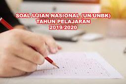 Latihan Soal UN (UNBK) IPA SMP/MTS beserta Jawabannya