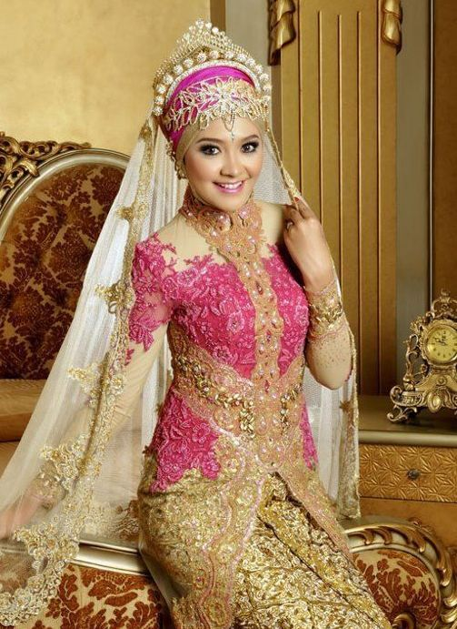 Tutorial Hijab Pengantin Modifikasi Tutorial Hijab Pengantin Sunda