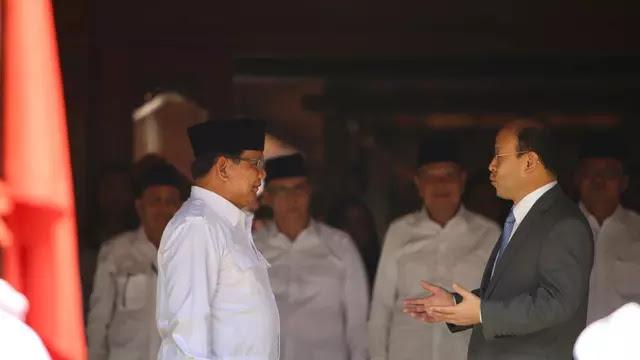 Duta Besar China Bertemu Prabowo di Hambalang