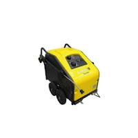 Máy rửa cao áp hơi nước nóng-lạnh tự ngắt chạy dầu Diesel –Italy TORRENS-1515-1