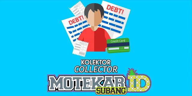 Jobdesc, Tugas dan Pengertian Kolektor (Collector)