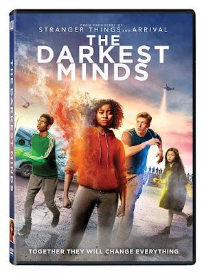 The Darkest Minds 2018 Dvd