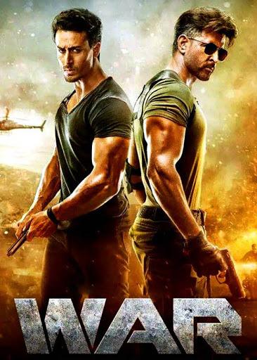War 2019 Hindi Movie 1080p BluRay 2.3GB ESubs