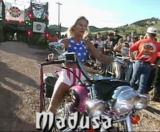WCW HOG WILD 1996 REVIEW: Madusa beat Bull Nakano in a Battle of the Bikes