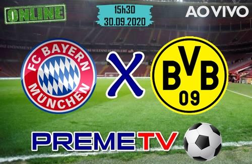Bayern Munchen x Borussia Dortmund