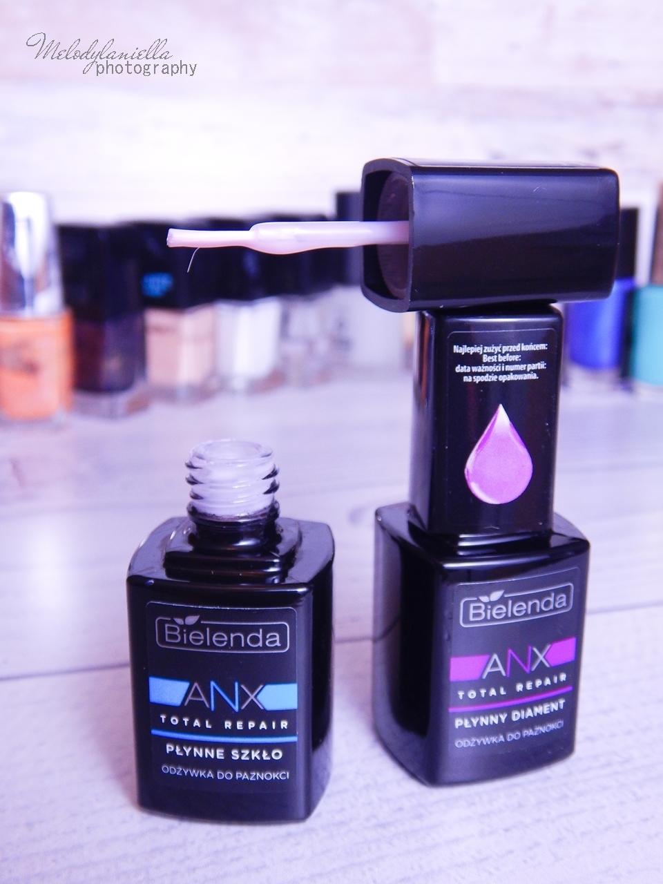 8 bielenda total repair odżywka płynne szkło płynny diament anx recenzja najlepsze odżywki serum do paznokci jak wzmocnić paznokcie french manicure