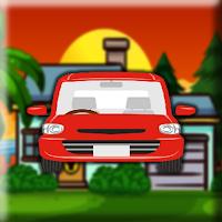 Forest Cottage Car Escape