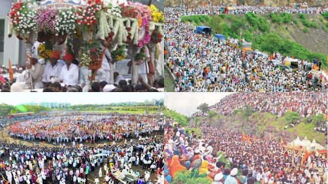 पंढरपूर दर्शन | Pandharpur Darshan- wari