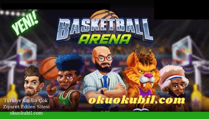 Basketball Arena v1.38.3 Enerji + Mega Script Hilesi İndir 2021