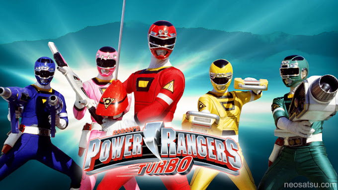 Power Rangers Turbo Batch Subtitle Indonesia