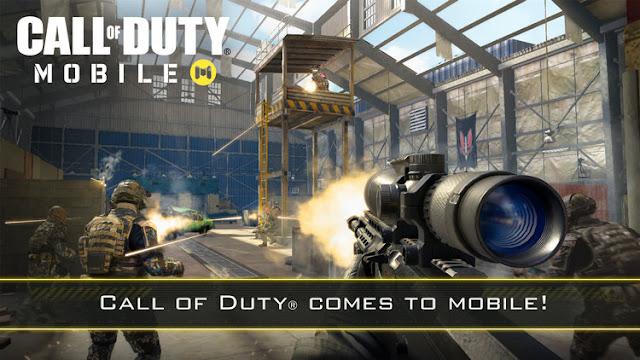 اعلان عن إطلاق لعبة decision Of Duty: Mobile للهواتف الذكية في الأول من أكتوبر