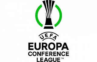 UEFA Europa Conference League,Kairat Almaty–Omonia Nicosia FC,SK Slavia Prague–1. FC Union Berlin,Qarabag Agdam FK–FC Bale 1893,Slovan Bratislava–FC Copenhagen,Anorthosis Famagusta FC–FK Partizan Belgrad
