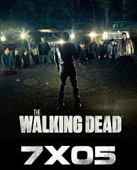 Ver online The Walking Dead 7×05 Online HD