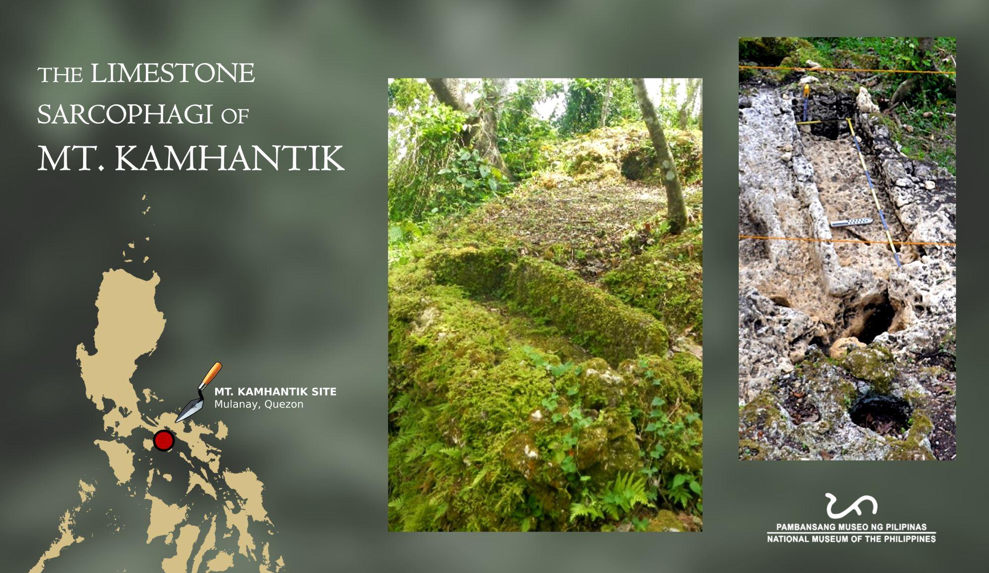The Prehistoric Stone Sarcophagus in Mt. Kamhantik [Mulanay, Quezon Province]