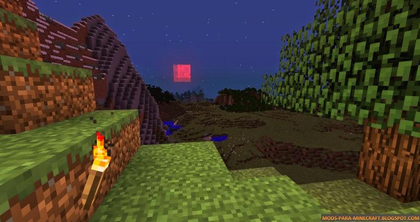 Bloodmoon Mod para Minecraft 1.8/1.8.8