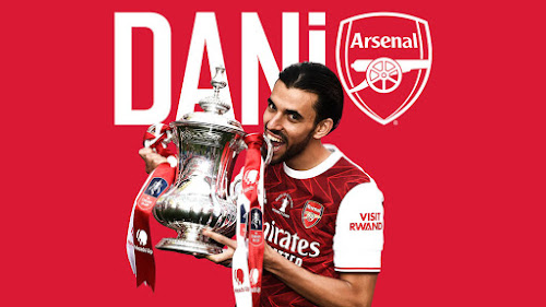 OFICIAL: Dani Ceballos vuelve al Arsenal