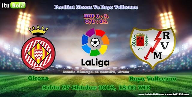 Prediksi Girona Vs Rayo Vallecano - ituBola