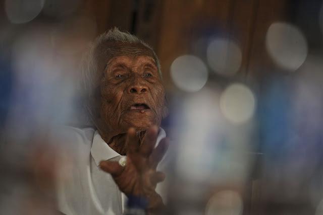 Resep Rahasia Panjang Umur Hingga 1 Abad Ala Manusia Tertua di Dunia