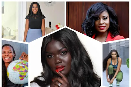 7 Blogger wanita asal benua Afrika yang paling sensional di dunia.