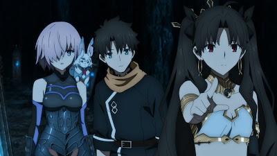Anime Fate/Grand Order: Zettai Majuu Sensen Babylonia