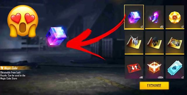 Get Free Magic Cube in Free Fire - Hurry Up Limited Time Offer