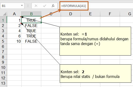 Belajar Microsoft Excel: Kenali Formula Dengan Conditional Formating