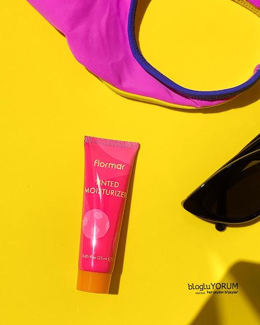 flormar tinted moisturizer