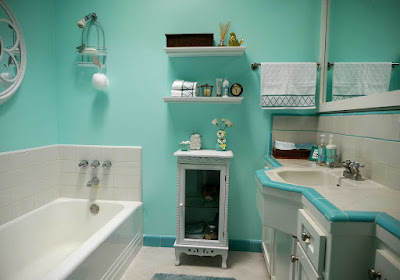 Nice bathroom decor idea