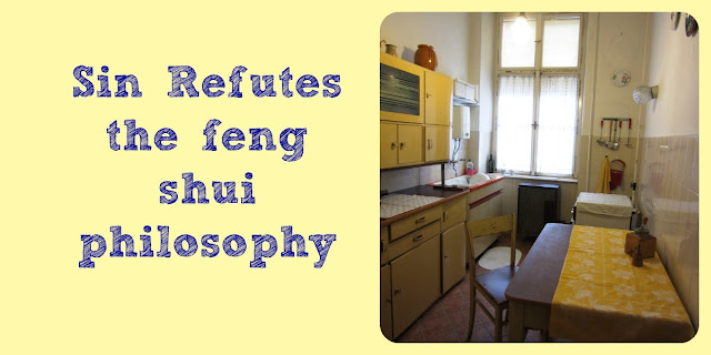We Can't Blame It On Our Stove - The fallacy of feng shui