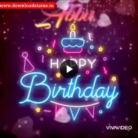 80++ Happy Birthday Papa Song Whatsapp Status Video downlod