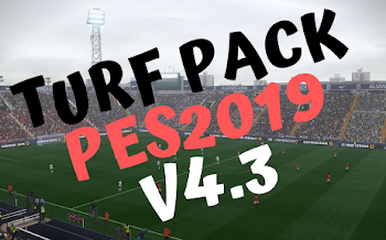 Turf Pack V4.3   AIO   PES2019   PC   By Endo