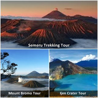 Semeru Trekking Mount Bromo Ijen Crater Tour Packages 5 Days
