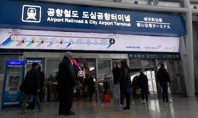 korsel -seoul-- station-