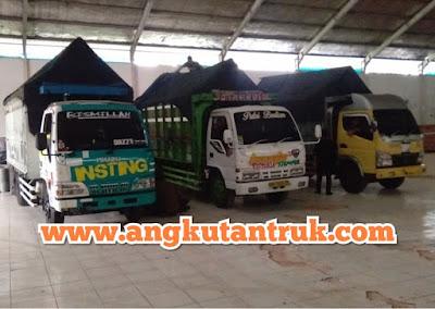Sewa Truk Malang Surabaya Flores