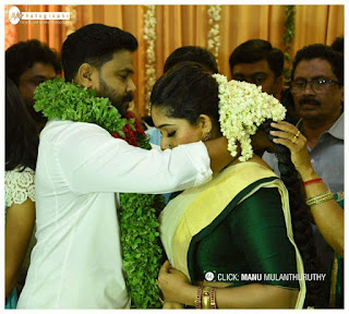 Deleep Kavya Marriage Photos