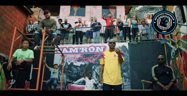 Cam'ron grava clipe na Colômbia com participação do irmão do Pablo Scobar | Medellin