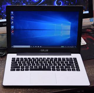 Laptop ASUS X453M ( Celeron N2840 ) di Malang