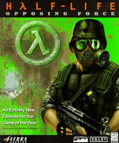 Half-Life Opposing Force Full PC Game Free Download