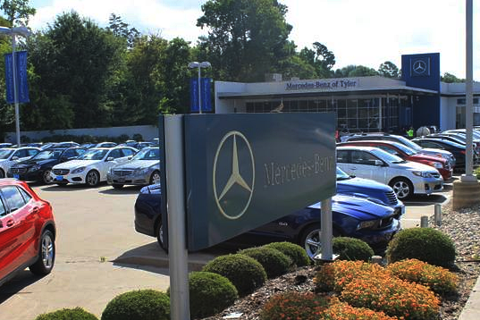 Mercedes-Benz Dealership Tyler TX