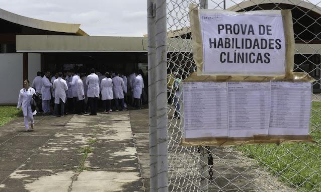 Cremero vai à justiça após RO liberar contratação de médicos estrangeiros