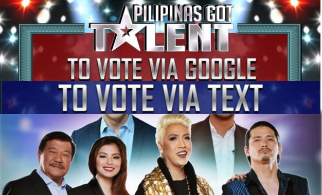 How to vote PGT5 semi-finalist: Google and Text Mechanics